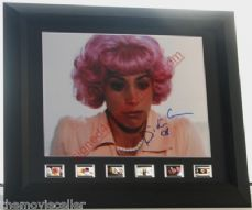 DIDI CONN SIGNED 'FRENCHY' GREASE SIGNED FRAMED AUTHENTIC  ref/.dcdcg